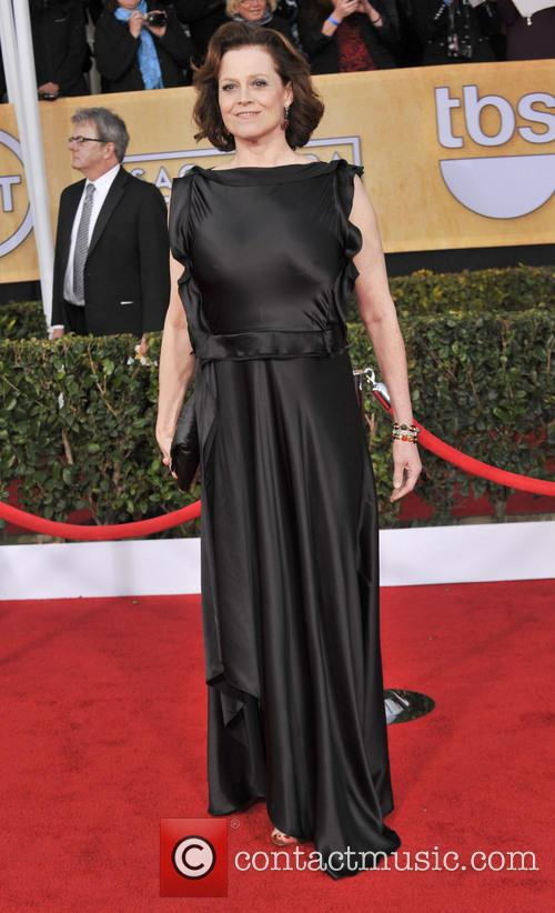 Sigourney Weaver SAG