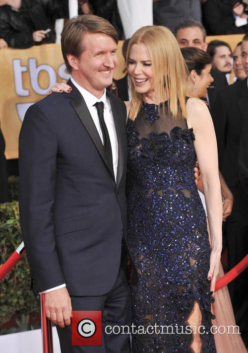 Tom Hooper, Nicole Kidman, Screen Actors Guild