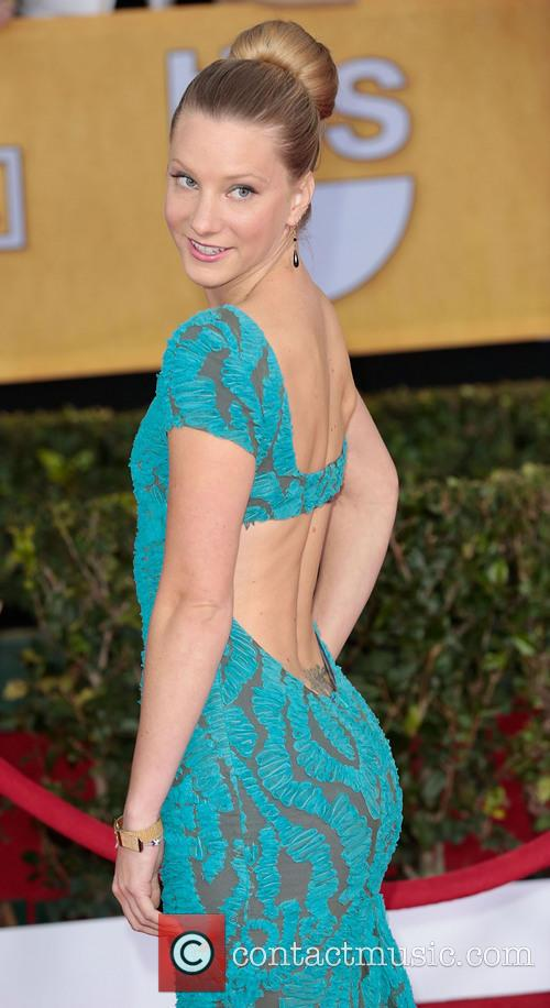 Heather Morris, Screen Actors Guild