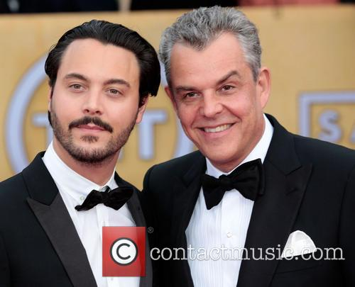Jack Huston and Danny Huston 1