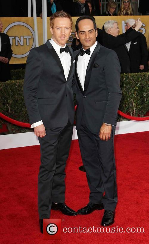 Damian Lewis, Navid Negahban, Screen Actors Guild
