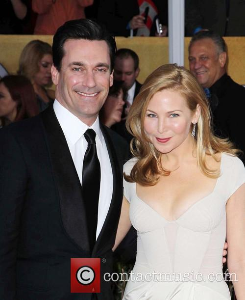 Jon Hamm and Jennifer Westfeldt 6