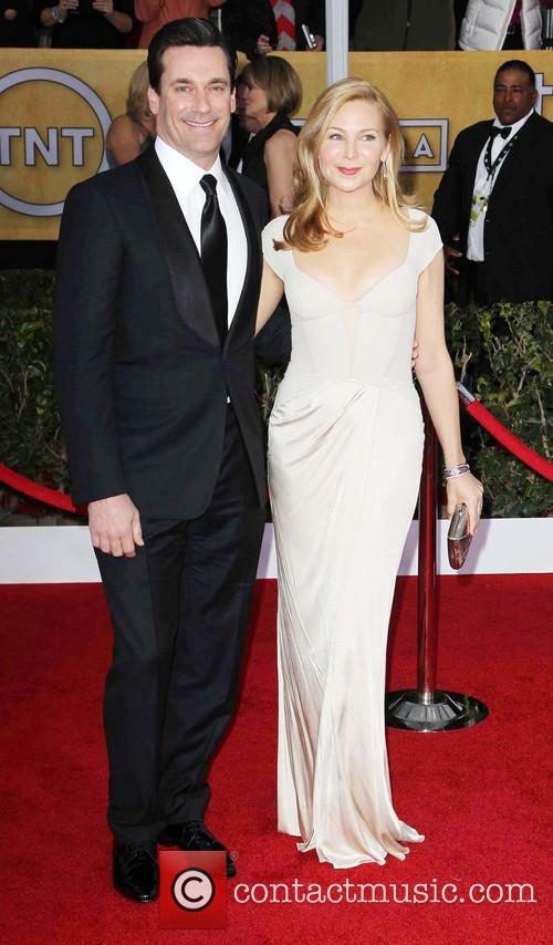 Jon Hamm and Jennifer Westfeldt 7