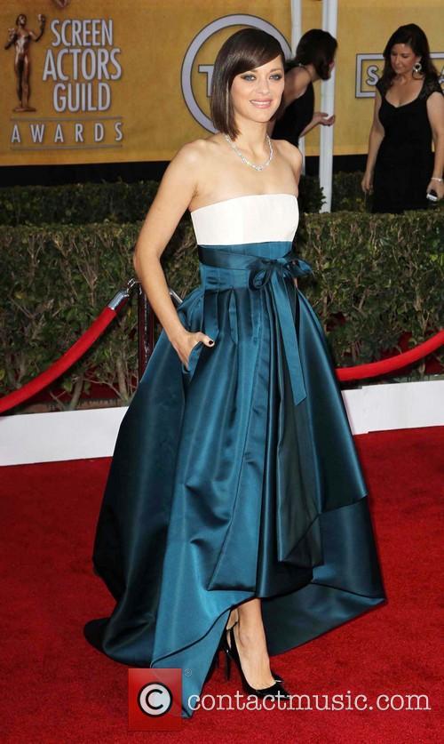 marion cotillard 19th annual screen actors guild sag 3472207
