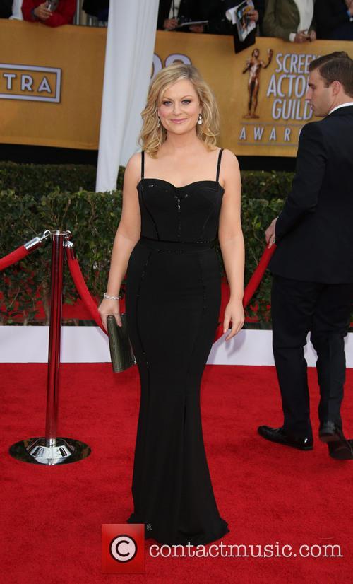 Amy Poehler, Shrine Auditorium, Screen Actors Guild