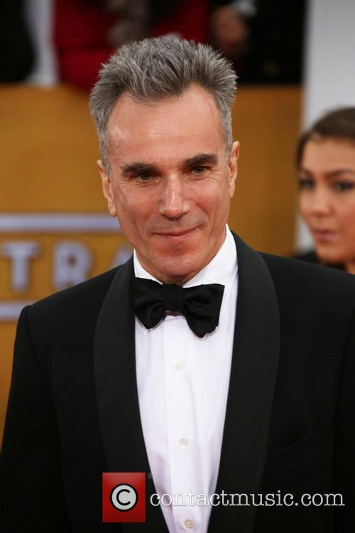 Daniel Day Lewis, The SAG Awards