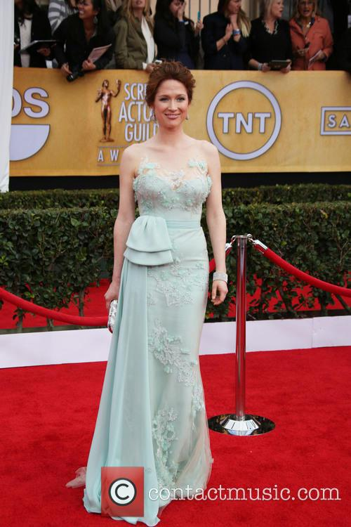 Ellie Kemper, Shrine Auditorium, Screen Actors Guild
