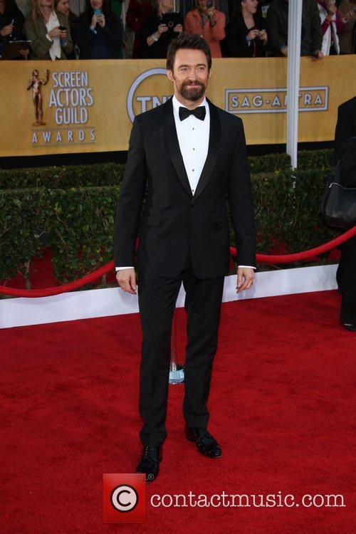 Hugh Jackman, Shrine Auditorium, Screen Actors Guild
