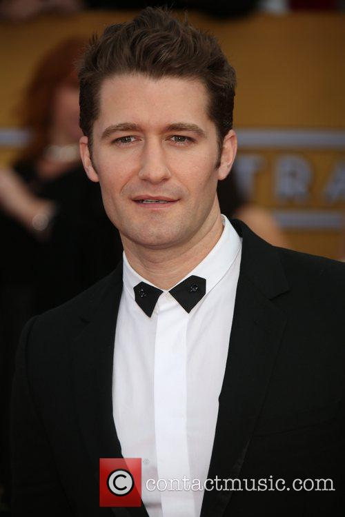 Matthew Morrison, Shrine Auditorium, Screen Actors Guild