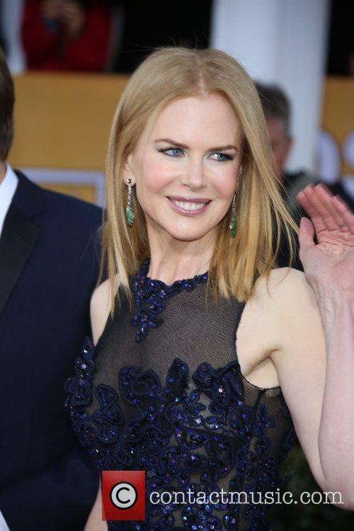 Nicole Kidman, Shrine Auditorium, Screen Actors Guild