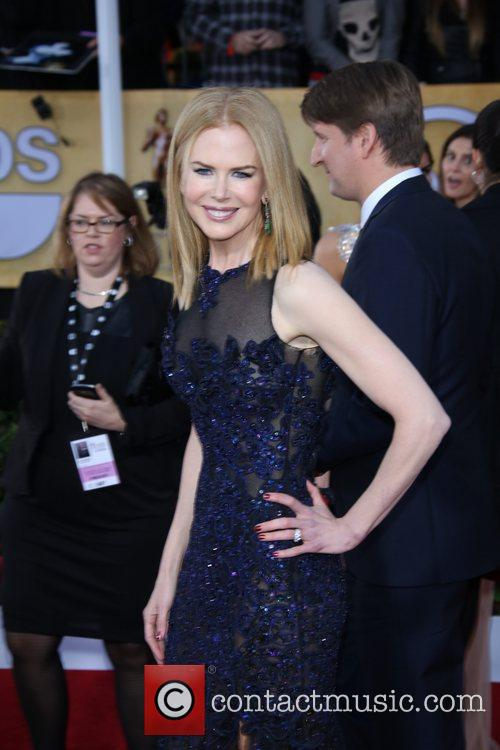 Nicole Kidman at Shrine Auditorium Screen Actors Guild
