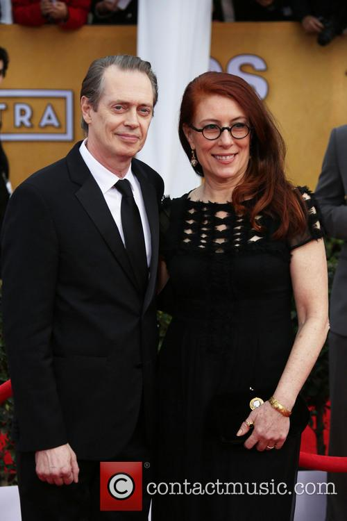 Steve Buscemi and His Wife Jo Andres 8