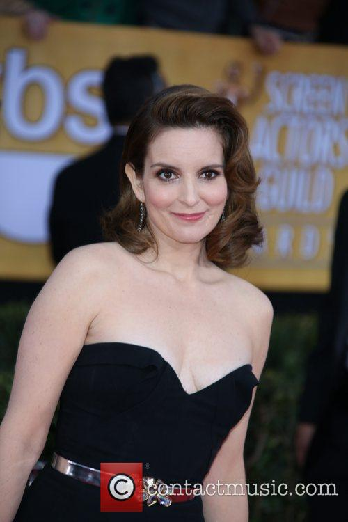 Tina Fey, Shrine Auditorium, Screen Actors Guild