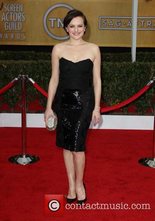elisabeth moss 19th annual screen actors guild sag 3472407
