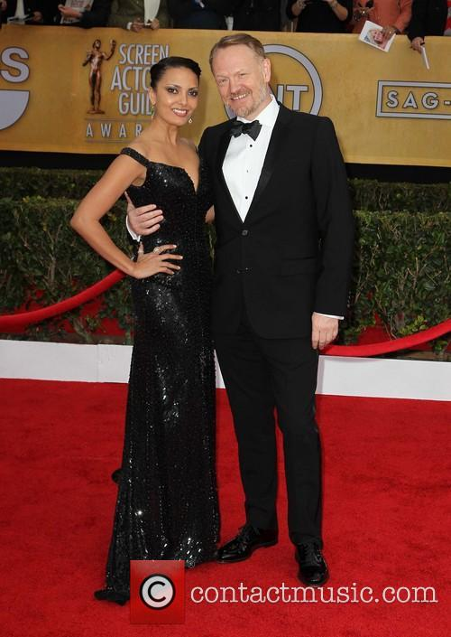 Jared Harris and Allegra Riggio 6