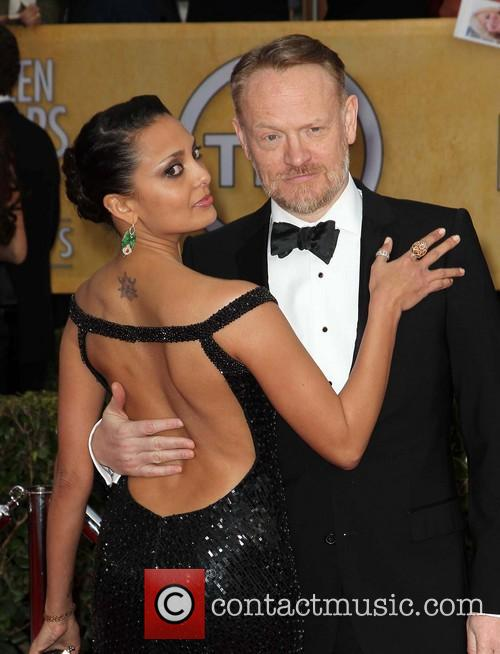 Jared Harris and Allegra Riggio 7