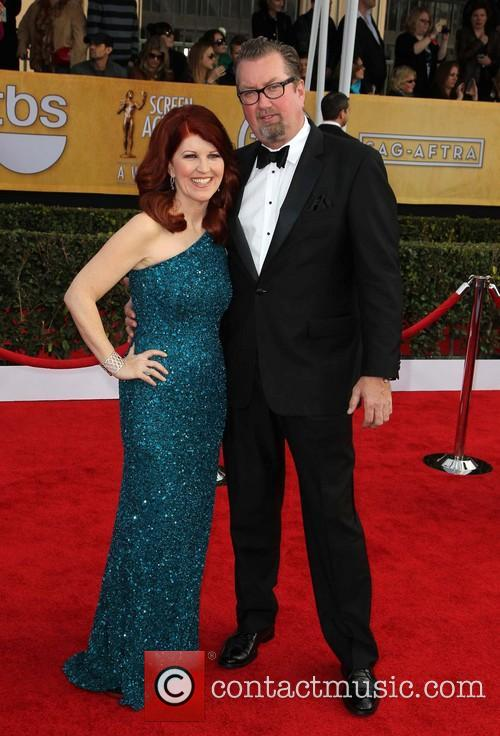 Kate Flannery and Chris Haston 2
