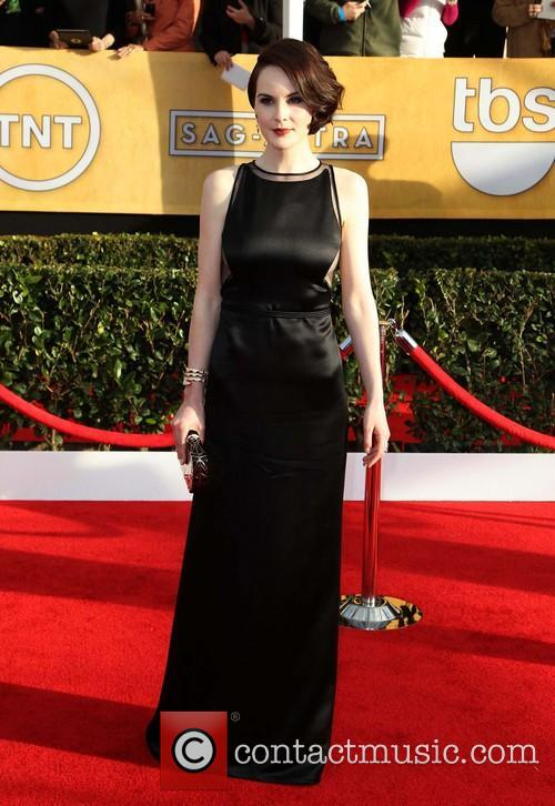 michelle dockery 19th annual screen actors guild sag 3472436