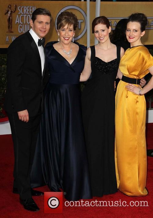 Phyllis Logan, Allen Leech, Amy Nuttall, Sophie McShera, Screen Actors Guild