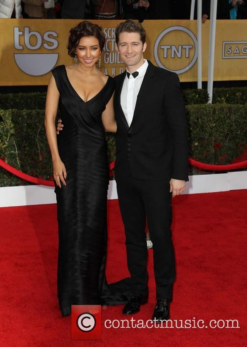 Renee Puente and Matthew Morrison 3
