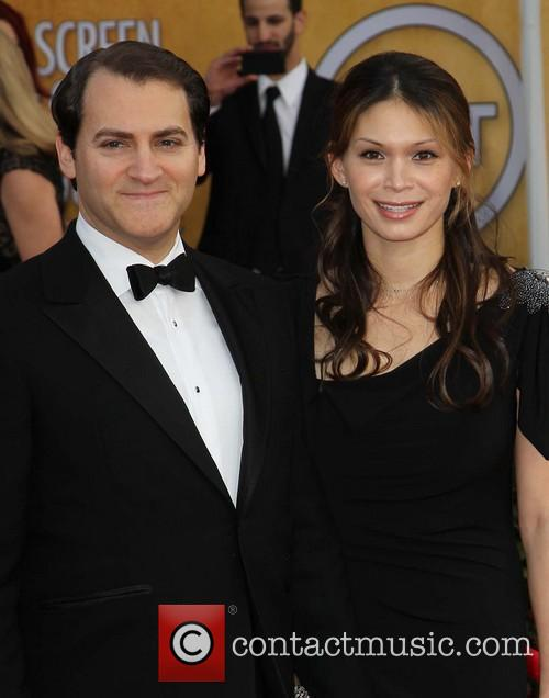Shea Whigham, Christine Whigham, Screen Actors Guild