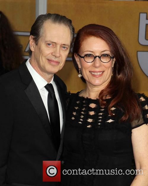Steve Buscemi and Jo Andres 5