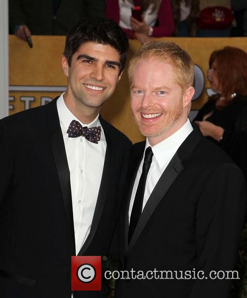 Tyler Ferguson, Justin Mikita, Screen Actors Guild