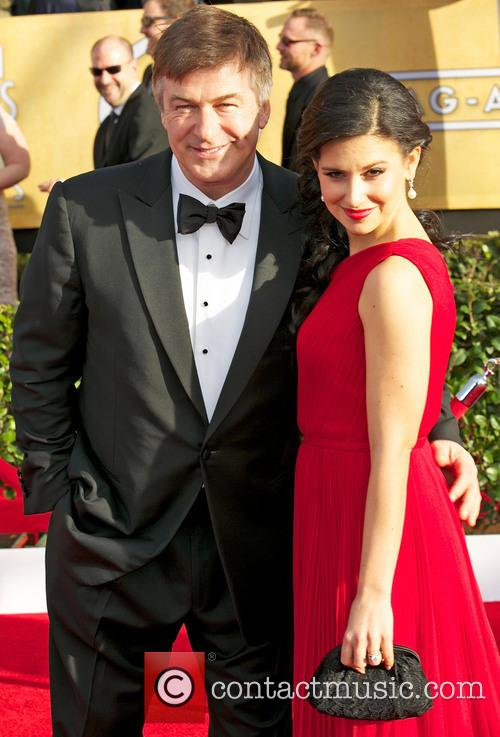 Alec Baldwin and Hilaria Thomas 8