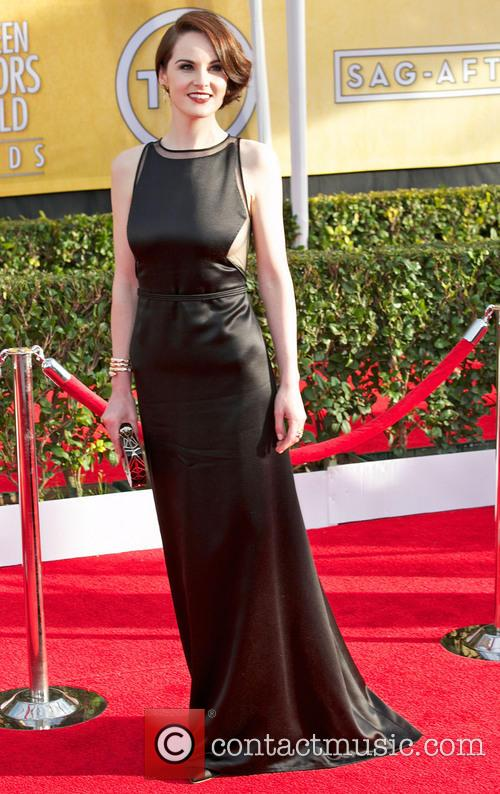 michelle dockery 19th annual screen actors guild sag 3472728