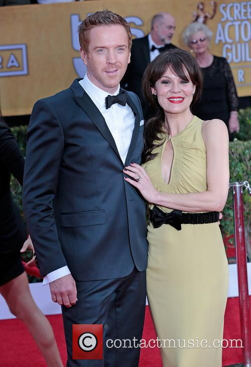 Damien Lewis, Helen McCrory, Screen Actors Guild