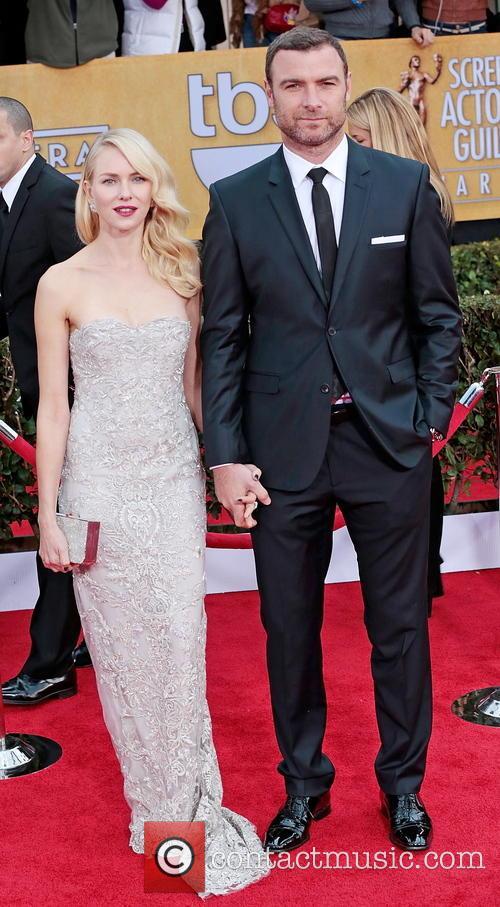 Naomi Watts, Liev Schreiber, Screen Actors Guild