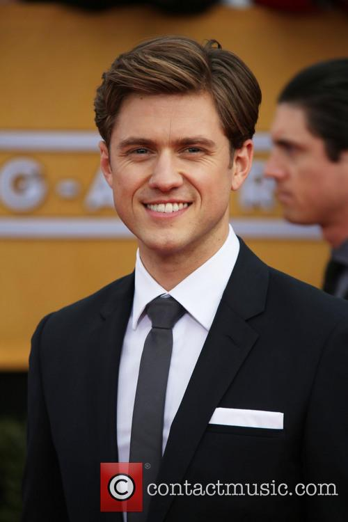 aaron tveit 19th annual screen actors guild sag 3473027
