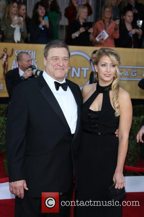 John Goodman and Anna Beth Hartzog 6