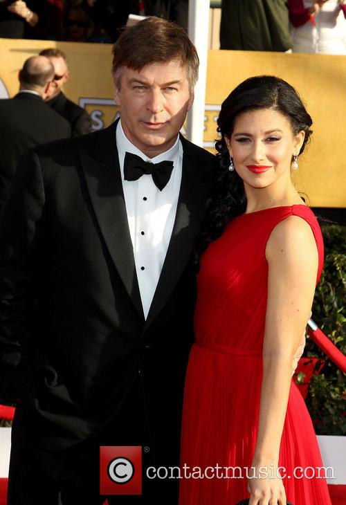 Alec Baldwin and Hilaria Thomas 2