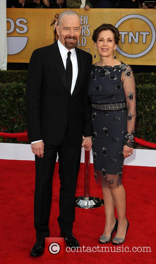 Bryan Cranston and Robin Dearden 1
