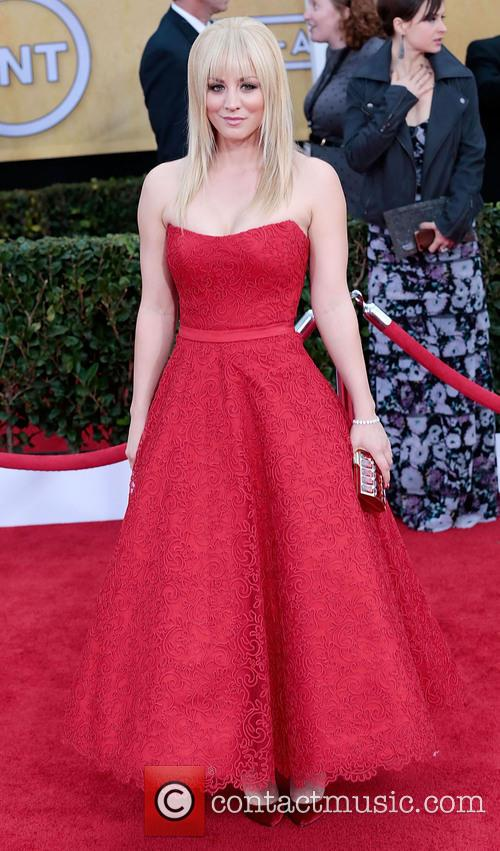 Kaley Cuoco, Screen Actors Guild