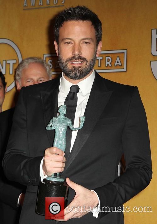 Ben Affleck, SAG Awards