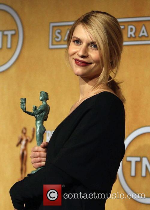 Claire Danes, SAG Awards