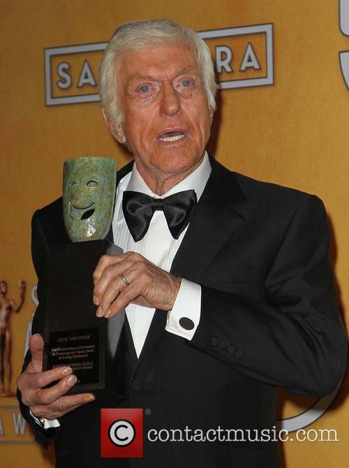 Dick Van Dyke, Lifetime Achievement Honor at SAG
