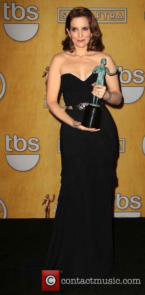 Tina Fey, SAG Awards