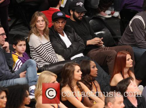 Ellen Pompeo and Chris Ivery 1