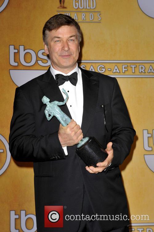 Alec Baldwin, Screen Actors Guild