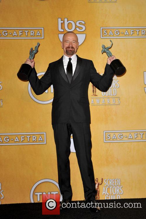 Bryan Cranston, Screen Actors Guild