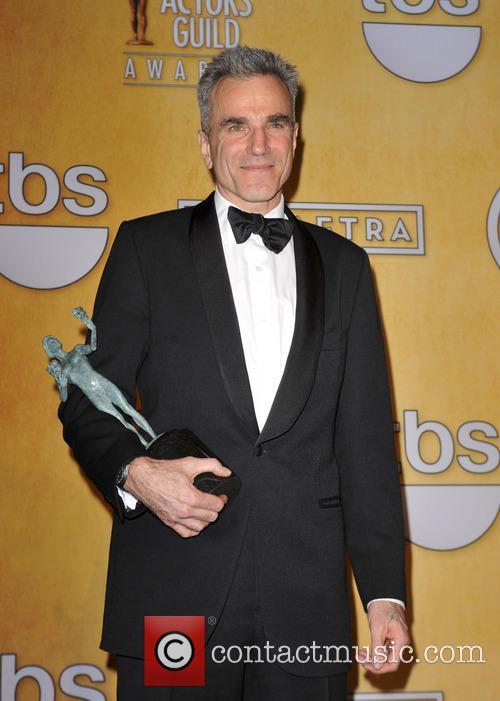 Daniel Day-Lewis, Screen Actors Guild