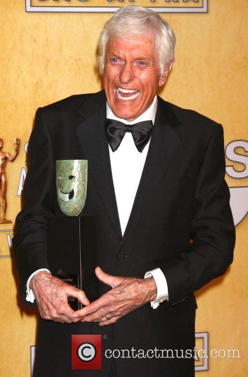 Dick Van Dyke, Shrine Auditorium, SAG Awards