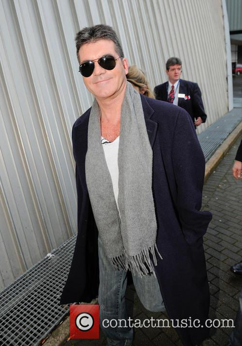 Simon Cowell, CLYDE AUDITORIUM, Britain's Got Talent