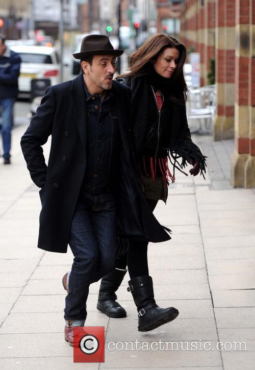 Chris Gascoyne and Alison King 2