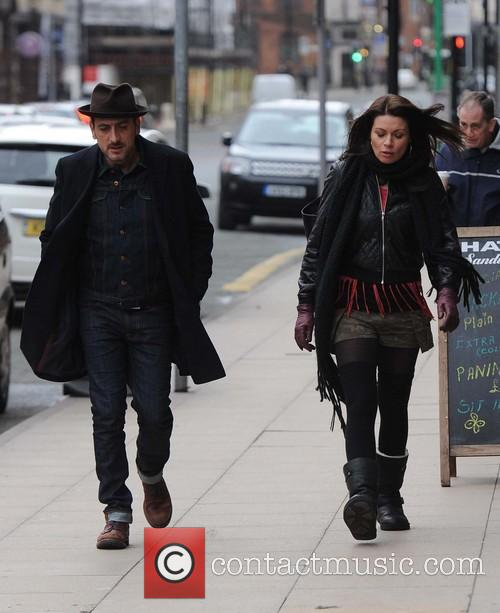 Chris Gascoyne and Alison King 4