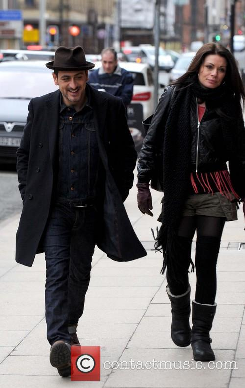Chris Gascoyne and Alison King 5