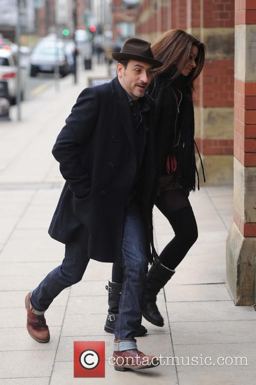 Chris Gascoyne and Alison King 7
